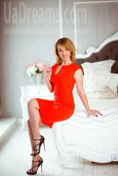 Juliya from Kiev 30 years - nice fiancee. My small public photo.