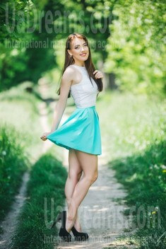 Daria from Lutsk 25 years - kind russian girl. My small public photo.