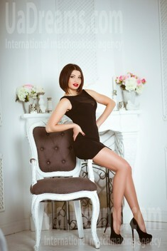 Kate from Kiev 24 years - ukrainian bride. My small public photo.
