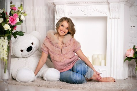 Mariya from Zaporozhye 38 years - lovely girl. My small public photo.