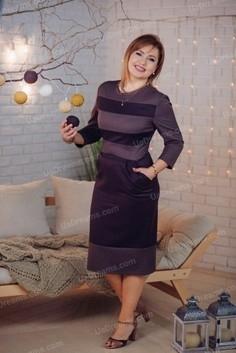 Galya Poltava 53 y.o. - intelligent lady - small public photo.