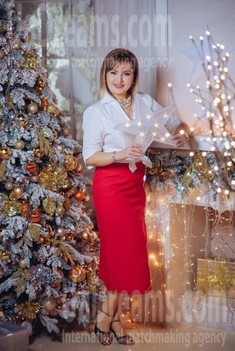 Galya from Poltava 49 years - desirable woman. My small public photo.
