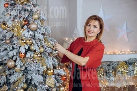 Galya from Poltava 49 years - beautiful woman. My small public photo.