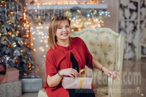 Galya from Poltava 49 years - ukrainian woman. My small public photo.
