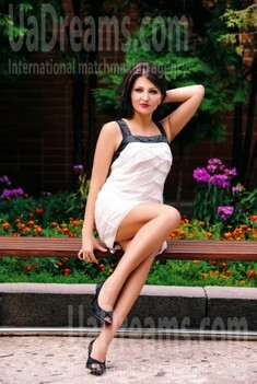 Oksana from Cherkasy 24 years - clever beauty. My small public photo.