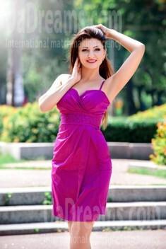 Oksana from Cherkasy 24 years - waiting for husband. My small public photo.