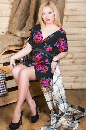 Yulya from Lutsk 34 years - look for fiance. My small primary photo.