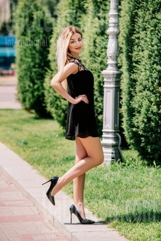 Anna from Cherkasy 22 years - looking for relationship. My small public photo.