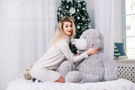 Anna from Cherkasy 21 years - future wife. My small public photo.