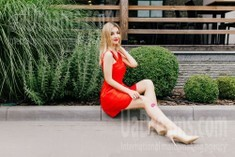 Anna from Cherkasy 22 years - great weather. My small public photo.