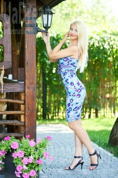 Oksana from Ivano-Frankovsk 36 years - ukrainian bride. My small public photo.