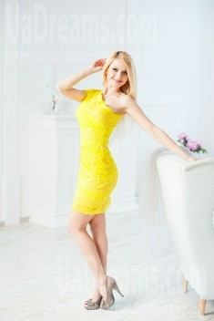 Oksana from Ivanofrankovsk 33 years - single russian woman. My small public photo.