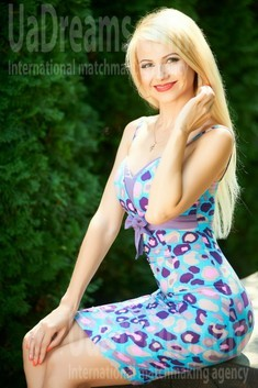 Oksana from Ivanofrankovsk 35 years - single lady. My small public photo.