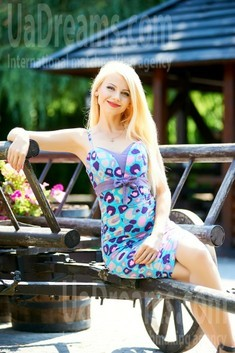 Oksana from Ivanofrankovsk 35 years - look for a man. My small public photo.