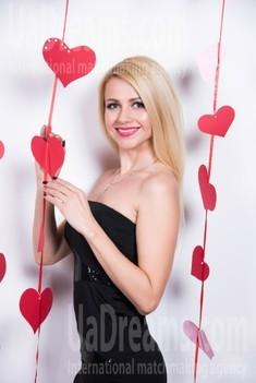 Oksana from Ivanofrankovsk 34 years - future wife. My small public photo.