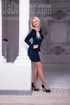 Oksana from Ivanofrankovsk 34 years - bride for you. My small public photo.