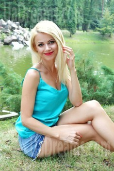Oksana from Ivanofrankovsk 35 years - desirable woman. My small public photo.