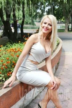 Oksana from Ivanofrankovsk 35 years - intelligent lady. My small public photo.