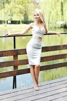 Oksana from Ivanofrankovsk 35 years - Warm-hearted girl. My small public photo.