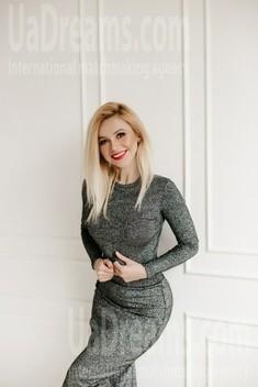 Oksana from Ivanofrankovsk 36 years - smiling for you. My small public photo.