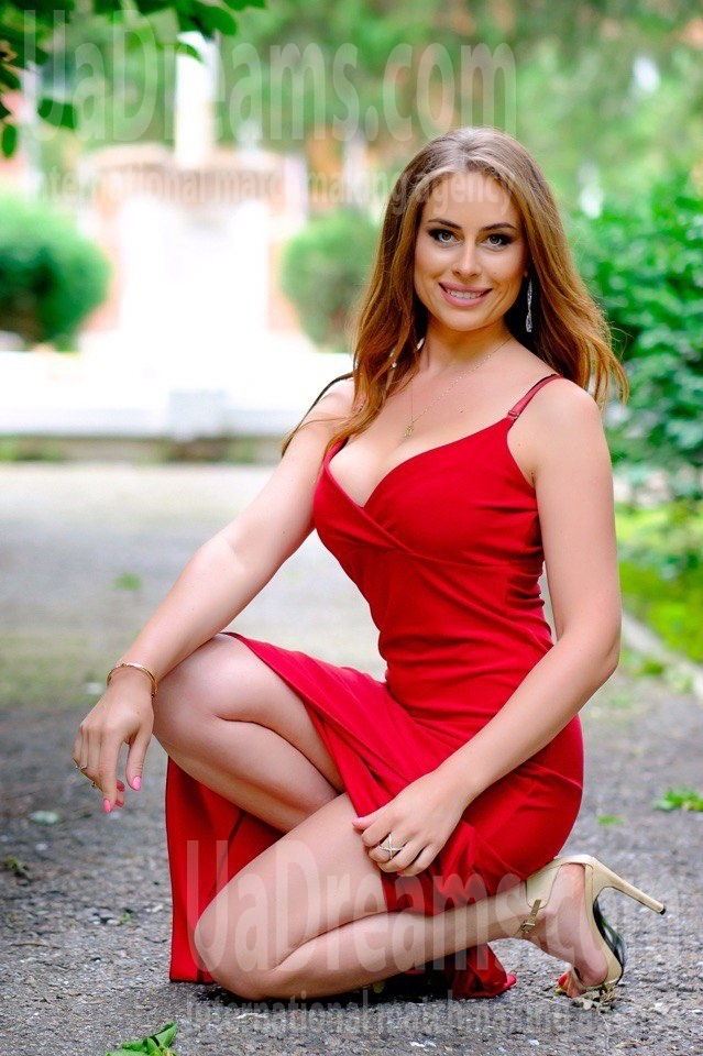 Elena from Odessa 28 years - sunny smile. My small public photo.