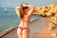 Elena from Odessa 29 years - girl for marriage. My small public photo.