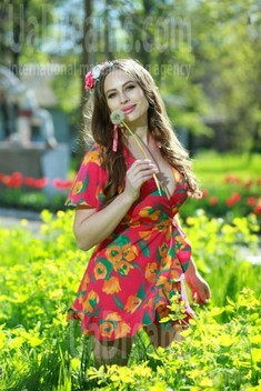 Elena from Odessa 30 years - cool photo shooting. My small public photo.
