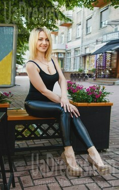 Marina from Kremenchug 35 years - independent woman. My small public photo.