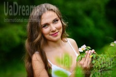 Julia from Rovno 23 years - ukrainian bride. My small public photo.