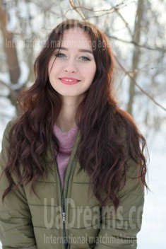 Masha from Cherkasy 22 years - Kind-hearted woman. My small public photo.