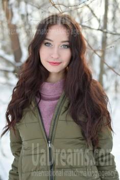 Masha from Cherkasy 23 years - creative image. My small public photo.