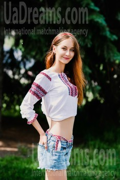 Masha from Cherkasy 22 years - cool photo shooting. My small public photo.