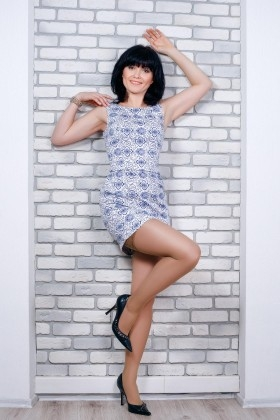 Mila from Cherkasy 45 years - desirable woman. My small primary photo.