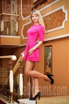 Marina from Zaporozhye 38 years - easy charm. My small public photo.