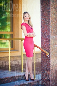 Marina from Zaporozhye 38 years - look for fiance. My small public photo.