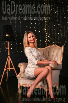 Marina from Zaporozhye 40 years - searching life partner. My small public photo.