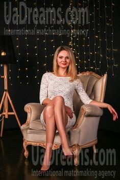 Marina from Zaporozhye 39 years - Warm-hearted girl. My small public photo.