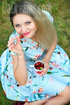 Marina from Zaporozhye 40 years - looking for relationship. My small public photo.