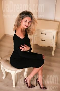 Marina from Zaporozhye 39 years - amazing girl. My small public photo.