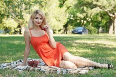 Alyona 31 years - looking for relationship. My small public photo.