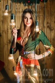 Helen from Cherkasy 22 years - single russian woman. My small public photo.