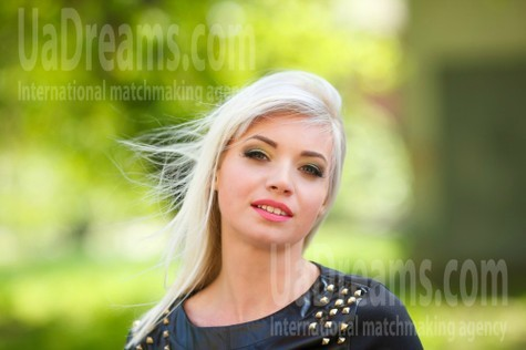 Ira from Kremenchug 27 years - future bride. My small public photo.