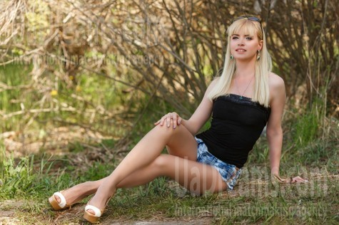 Ira from Kremenchug 29 years - seeking soulmate. My small public photo.