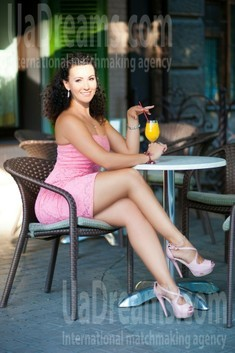 Victoria from Zaporozhye 37 years - nice fiancee. My small public photo.