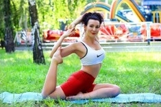Victoria from Zaporozhye 39 years - search for love. My small public photo.
