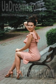Victoria from Zaporozhye 39 years - Kind-hearted woman. My small public photo.