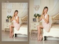 Irina from Zaporozhye 25 years - creative image. My small public photo.