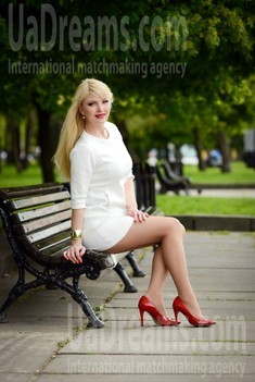 Natalie from Rovno 42 years - search for love. My small public photo.