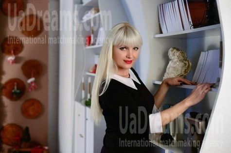 Natalie from Rovno 42 years - searching life partner. My small public photo.