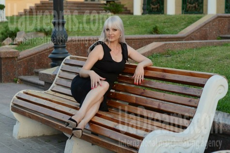 Natalie from Rovno 42 years - good girl. My small public photo.